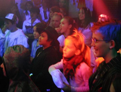 FaschingsKINDERdisco 2008