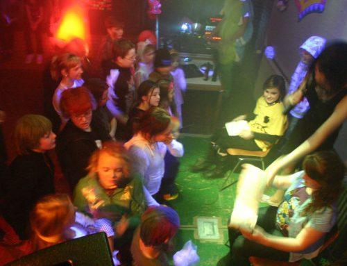 FaschingsKINDERdisco 2009