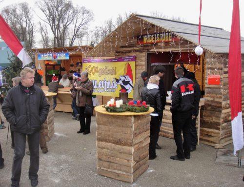 Christkindlmarkt Oberstimm 2010