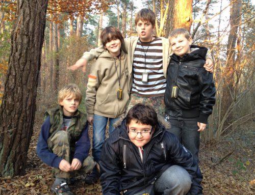 Jungstrupp schickt Geocoin auf die Reise