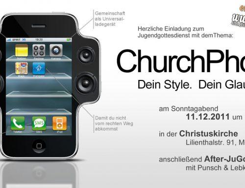 ChurchPhone – Dein Style. Dein Glaube.