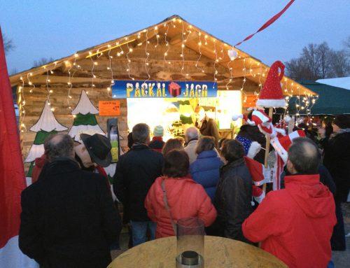 Christkindlmarkt Oberstimm 2011